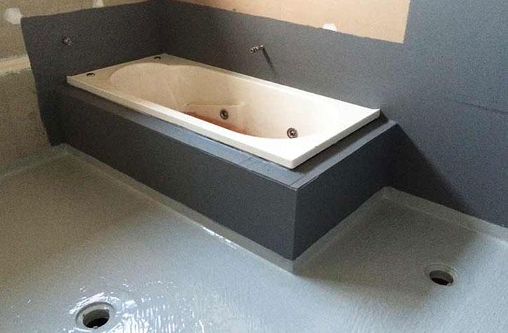 Bathroom waterproofing sydney