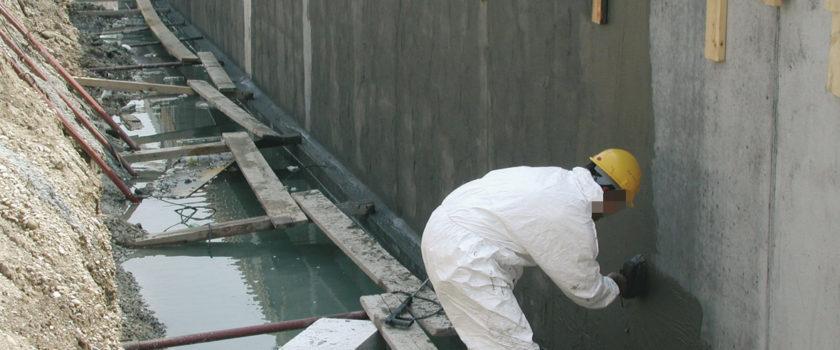 Гидроизоляция бетона материалы лак для камня петрокрил